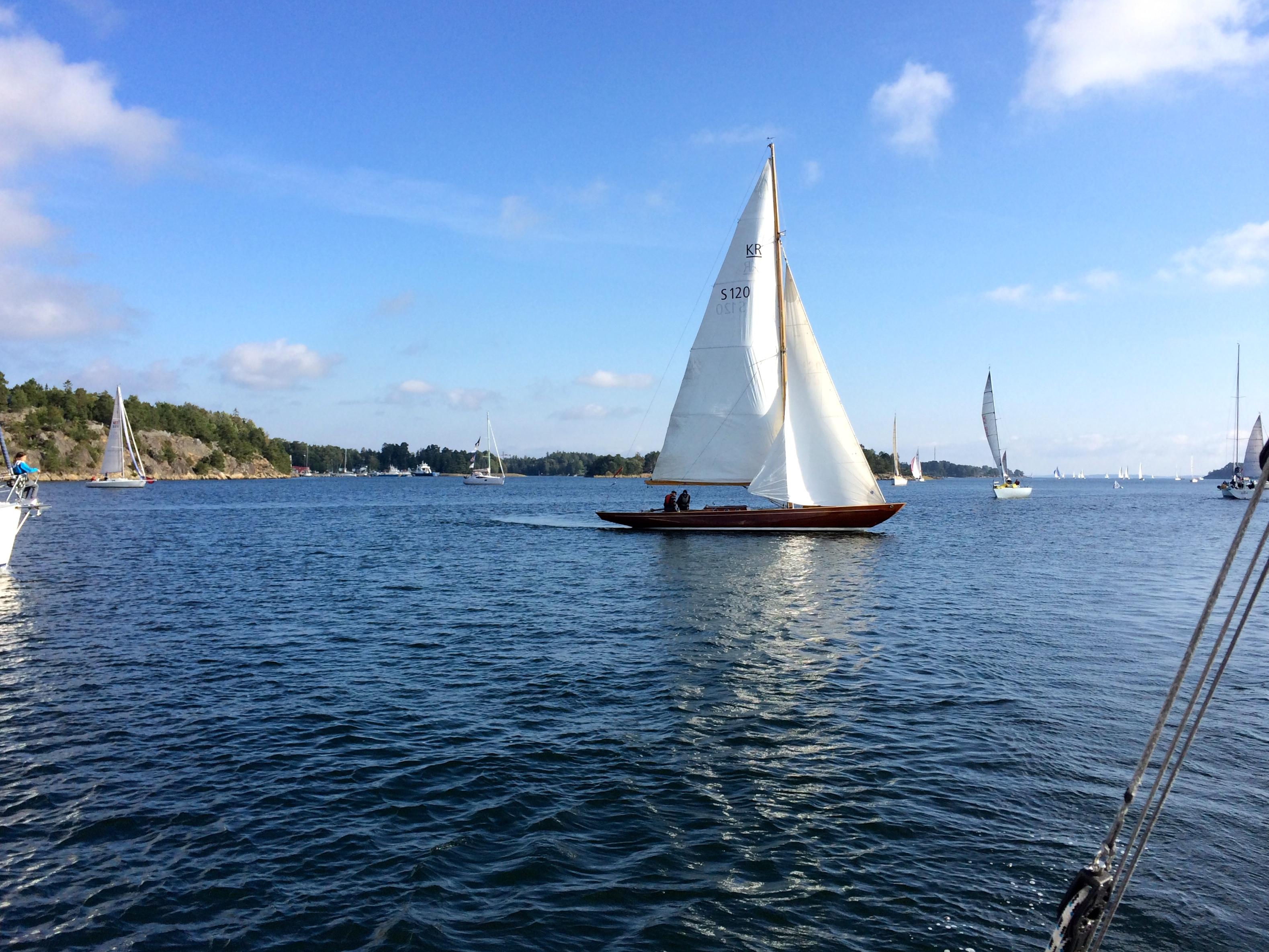 """""""Vackra båtar seglar bra"""""""